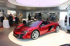 McLaren Santiago #Chile