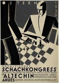 The Nice International Chess Congress, (1930) http://www.flickr.com/photos/jumborois/3147453273/in/pool-659012@N23/
