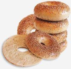Always New York Bagels ~ Sesame Seed Bagels, distributed by Soft Stuff Distributors Sesame Seed Bagels, New York Bagel, Seeds, Bread, Food, Brot, Essen, Baking, Meals