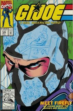 G.I. Joe: A Real American Hero (IDW, 1982) #126