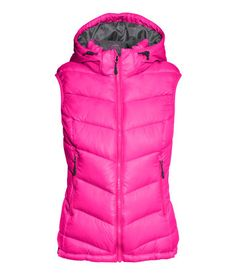 Pink sport vest. #HMSPORT