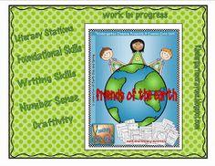 Kindergarten Crayons: Finally A Freebie: Celebrate Earth Day With Your Kindergarten