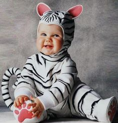 tiger baby halloween costume