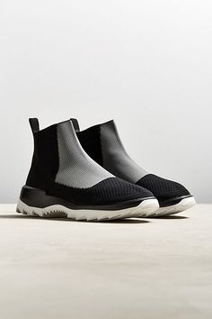 Shop Camper Helix Hi Knit Sneaker at Urban Outfitters today. We carry all the latest styles, colors and brands for you to choose from right here. Knit Shoes, Knit Sneakers, Men's Shoes, Shoe Boots, Shoes Sneakers, Sneakers Adidas, Mens Fashion Shoes, Sneakers Fashion, Geek Fashion