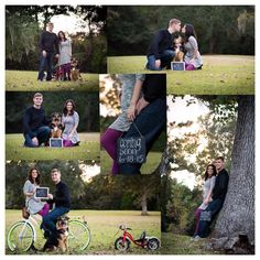 Pregnancy announcement! - by Courtney Thomsen Photography