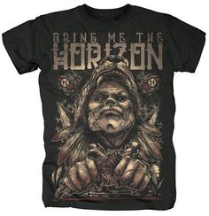 Pánske tričko Bring me the Horizon - Native