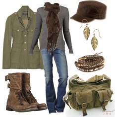 Military, created by cynthia335.polyvore.com