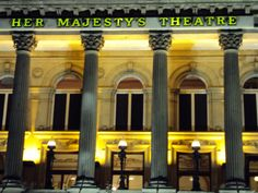 Her Majesty's Theatre - March 12, 2012.