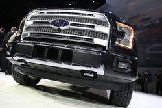 Ford goes light with new F-150 (With video)