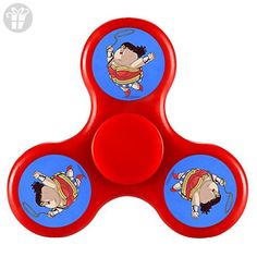 Hand Toy Fidget Spinner Wonder Woman Hand Fidget Pocket Toy For Adults And Kids Simple Lightweight Killing Time Relieve Anxiety - Fidget spinner (*Amazon Partner-Link)