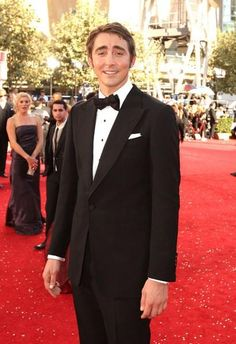 Lee Pace at the 2008 Emmy Awards