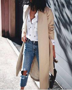 Модные женские плащи сезона осень-зима | Femmie