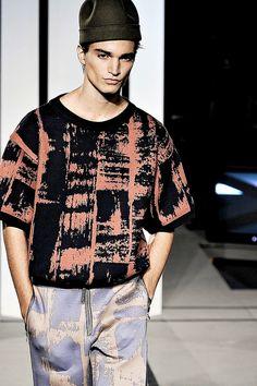 Alexander Ferrario | Robert Geller S/S 2015 MBFW New York