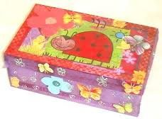 decorate a shoebox - Google Search