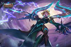 Tips dan Trik Menggunakan Hero Eudora Mobile Legends