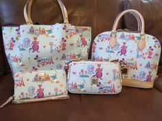 Learn How To Get Your Own Epcot Flower and Garden Festival Dooney and Bourke Bag Without Going!