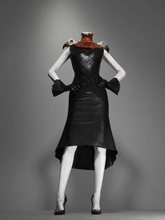 """Ensemble, """"Eclect Dissect"""" Fall 1997 - """"Alexander McQueen: Savage Beauty"""" at the Met"""