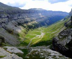 Wikiloc - ruta Refugio de Góriz desde Pradera de Ordesa por Valle de Ordesa y…