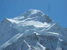 Mt. Cho Oyu  The name Cho Oyo means Turquoise Goddess. The height of this breathtaking mountain is 8,201 m and it is located as well in Nepal. Cho Oyu is the 6th highest peak in the entire world.