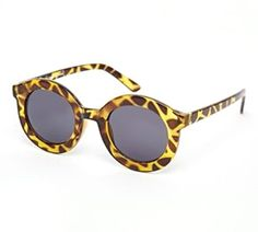 These sunnies are awesome: ASOS Basic Round Sunglasses