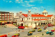 Pinoy Kollektor: 91. Philippine Postcards from the 1960's (Manila, Makati, & Caloocan)