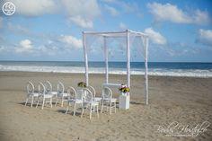 Decoración para una boda en playa, Boda Sarita y Gary - Nuestros Clientes Bodas Huatulco