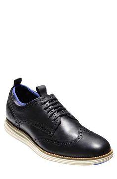 Cole Haan ØriginalGrand Wingtip (Men) Nordstrom Shoes 55447cd73