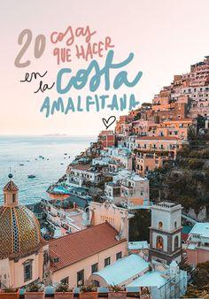 Las mejores 20 cosas que ver y hacer en la Costa Amalfitana