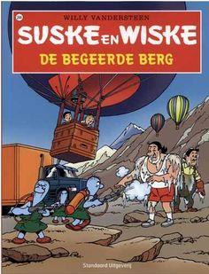Suske en Wiske. » 244 – De begeerde berg