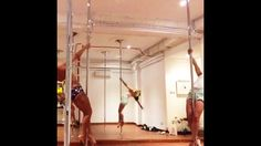 #Poledance - my first class