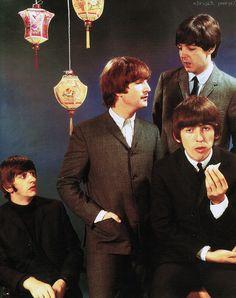 The Beatles, ah Georgie!