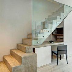 escaleras modernas mudanzas minimalista detalles barandales intereses consultorio marcas espacios