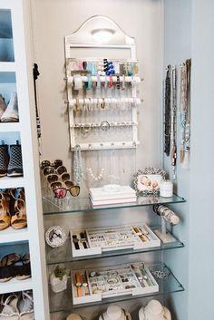 521 Best Home Closet Jewelry Storage Images In 2019 Walk