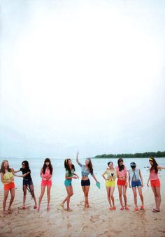 from snsd japan holiday photobook..
