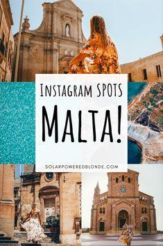 Malta Travel Guide, Europe Travel Guide, Hiking Europe, Places To Travel, Travel Destinations, Places To Visit, Malta Blue Lagoon, Malta Beaches, Malta Valletta