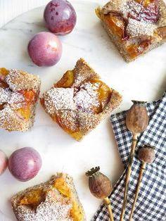 Hrníčkový makovec s blumami French Toast, Breakfast, Desserts, Food, Morning Coffee, Tailgate Desserts, Deserts, Eten, Postres