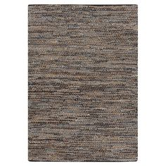 Hand-woven rug crafted of denim, seagrass, and cotton.   Product: RugConstruction Material: Denim, seagrass ...