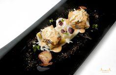 Certamen Gastronómico 2017 - Ravioli de boletus y foie
