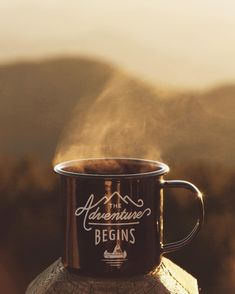 Camping offers an exciting adventure that can let you escape the modern world. It lets you appreciate nature and forget about your troubles for some time. I Love Coffee, Coffee Art, Coffee Mugs, Coffee Zone, Coffee Club, Coffee Creamer, Coffee Shops, Starbucks Coffee, Coffee Beans