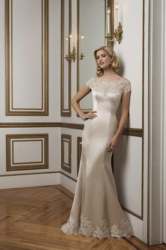 The 2016 Glamorous Justin Alexander Wedding Dress Collection