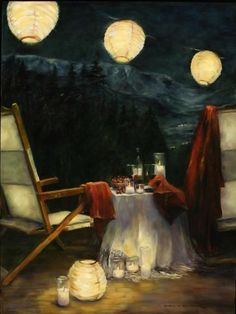 Sharon Stillwaters: Moonlight Lanterns