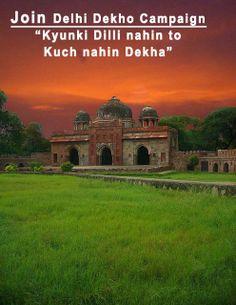 Lodhi Garden #delhi #monuments #beautiful #heritage #travel