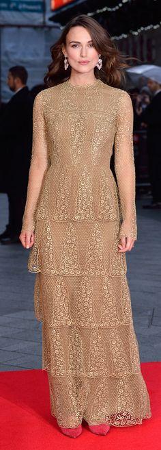 Keira Knightley's Valentino Dress