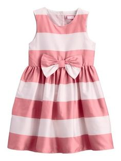 Stripe Bow Dress, http://www.littlewoods.com/cool-candy-by-coleen-stripe-bow-dress/1332794500.prd