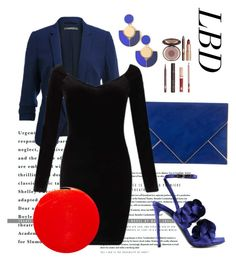 Designer Clothes, Shoes & Bags for Women Azzaro, Charlotte Tilbury, Lbd, Miss Selfridge, Yves Saint Laurent, Tory Burch, Polyvore, Shopping, Collection