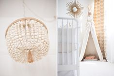 Dreamy & Sophisticated Nursery | The Little Umbrella