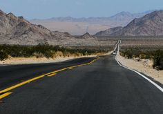 Free photo highway 62 panoramic view, Arizona, USA