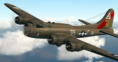 Restoringthe Flying Fortresses That Helped With Winning the Second World War - http://www.warhistoryonline.com/war-articles/restoringthe-flying-fortresses-helped-winning-second-world-war.html