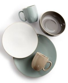 Vera Wang Wedgwood Vera Color Dinnerware Collection  | macys.com