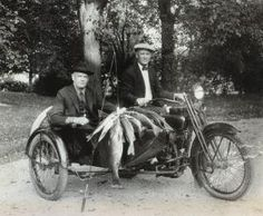 William Harley and Arthur Davidson by Eva0707